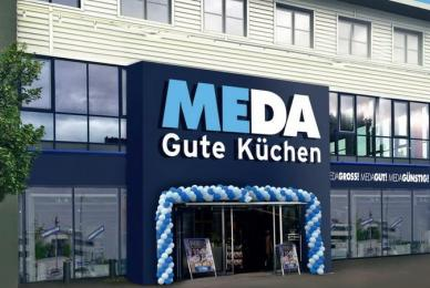 Meda-Filiale in Darmstadt